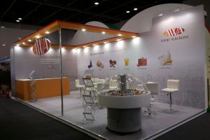 AWA FOOD SOLUTIONS STAND @ GULF FOOD MANUFACTURING 2014