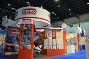 CENTO PEN STAND @ PAPER WORLD 2014