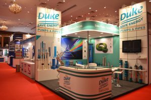 DUKE PUMPS & PIPES STAND @ BIG5 2013