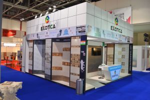 EXOTICA TILES STAND @ME STONE 2015