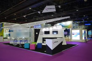 GLOBECAST-STAND-@-CABSAT-MIDDLE-EAST