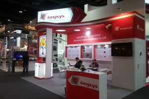 LONSYS STAND @ GITEX 2014