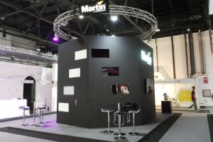 MARTIN STAND @ L M EAST 2014