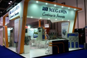 MEGAWIN STAND @M E ELECTRICITY 2015