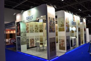 OASIS-TILES STAND @M E STONE 2015