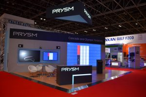 PRISM-stand-@-INFOCOMM-2015