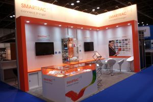SMARTRAC STAND @ CARD & PAYMENT SHOW 2014